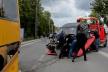 У Тернополі легківка в'їхала в маршрутне таксі (Фото)