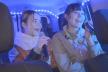 Тернополянин облаштував караоке в таксі (Відео)