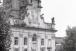 Ратуша в Бучачі 70 років тому