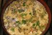 Рецепт підливи із асорті грибів