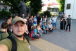 Учасники тернопільського «Правого сектору» вирушили до Зарваниці