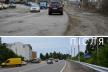Дорогу у Ланівцях готують до введення в експлуатацію (Фото)