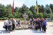 У селі Лішня на Тернопільщині завершилася Всеукраїнська проща родин загиблих на сході бійців
