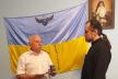 Владика Нестор вручив орден міському голові Борщова