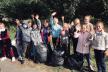 Жителі Шумська очистили своє місто від сміття у Всесвітній день прибирання