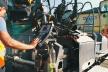 Дорога Броди-Тернопіль: Почали асфальтувати в Залізцях (Відео)