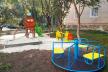 У Бережанах реалізували проєкт «Громадського бюджету» - дитячий майданчик «Казковий ліс»