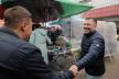 Віктор Гевко: «Вражений щирою підтримкою тернополян, зроблю все, щоб виправдати їх сподівання» (фото, відео)