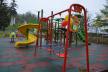На Тернопільщині відкрили сучасний дитячий майданчик