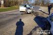 На Тернопільщині ДТП: зіткнулися два автомобілі