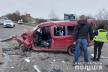 Неподалік Тернополя ДТП: 29-річний водій загинув на місці