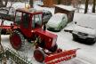 У Тернополі посилено очищала вулиці від снігу