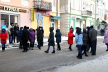 На Тернопільщині перекрили дорогу в знак протесту проти підвищення тарифів за комунальні послуги
