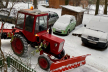 Вулиці Тернополя очищають від снігу