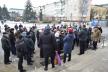 На Тернопільщині люди продовжують протестувати