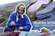 Люди Тернопільщини: 86-річна пенсіонерка в'яже шкарпетки для воїнів АТО/ООС
