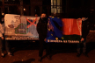 У День Соборності українські патріоти підтримали білоруських побратимів під посольством у Києві (Відео)