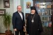 Ректор ЗУНУ зустрівся з єпископом ПЦУ