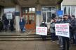 На Тернопільщині люди продовжують мітингувати та вимагати справедливих тарифів