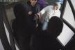 Нищать майно громади: У Тернополі хлопці нахуліганили в сучасному ліфті на пішохідному мості
