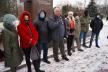 «Ми проти підвищення тарифів!»: у Тернополі відбулася акція протесту