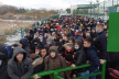На україно-польському кордоні утворилися гігантські черги