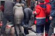Пожежа в центрі Тернополя: з приміщення винесли постраждалого (Відео)