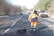 «БМбуд» продовжує аварійно-ямковий ремонт на дорогах Тернопільської та Івано-Франківської областей (Фото)