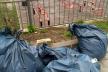 Двомісячник благоустрою: у Тернополі прибирають спортивні майданчики