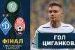Київське «Динамо» здобуло перемогу у фіналі Кубка України
