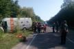 На Тернопільщині ДТП: не розминулися два автомобілі
