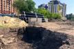 У Тернополі триває будівництво дощового колектора
