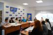Українська Галицька Партія організувала зустріч з експертами й активними тернополянами, щоб вирішити проблему з рекламою в Тернополі
