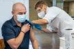 Мер Тернополя вакцинувався від COVID-19