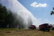 На Тернопільщині рятувальники ліквідовували лісову пожежу