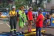 Дніпровська хвиля 2021: рятувальниця з Тернопільщини здобула бронзову нагороду