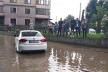 У Тернополі затопило одну із вулиць