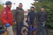 До Озерної приїхав бельгійський велосипедист, який подолав понад 2000 кілометрів, щоб допомогти людям на Сході України