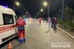 У Тернополі на вулиці Протасевич автомобіль збив жінку, потерпіла померла