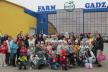 Учні Тернопільської ЗОШ №6 відвідали ферми товариства «Бучачагрохлібпром», а також сади та виробництва ФГ «Гадз»
