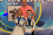 Танцюристи з Тернопільщини здобули призові місця на міжнародних змаганнях