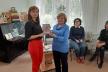 Книгу про «Сковороду» передала в подарунок тернопільська поетеса Марія Гуменюк
