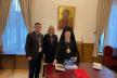 Голова Тернопільської облради у складі делегації відвідав у Стамбулі Вселенського патріарха Варфоломея