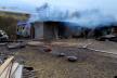 У пожежі на Тернопільщині загинуло 2000 голів птиці