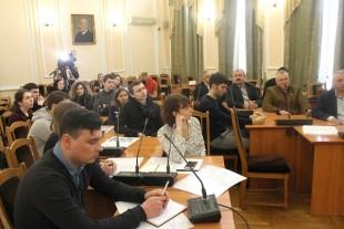 В Тернопіль з'їхались молоді архітектори, щоб змінити парк Національного відродження