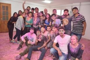 Студенти ТДМУ з Індії відсвяткували свято фарб – Холі (Фото)