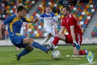 Цієї неділі ФК «Тернопіль» розпочне боротьбу за  місце в Першій Лізі