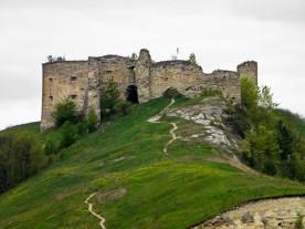 Від схованих скарбів у замку на Тернопільщині земля гуде під ногами (Фото)