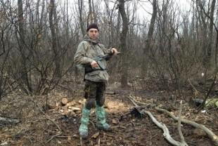 Історія добровольця з Тернополя: «Ми всі маємо бути готові впасти обличчям в бруд» (Фото)