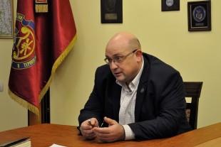 Начальник управління СБУ Тернопільщини Віталій Найда: «Ми не подолаємо зовнішнього ворога, поки не подолаємо внутрішнього»